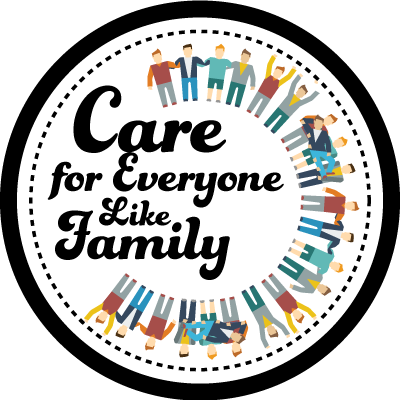 Care for Everyone Like Family